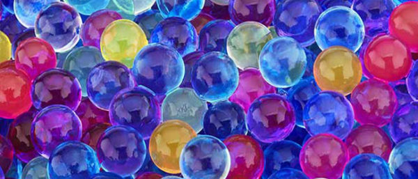 water-beads mixed colours